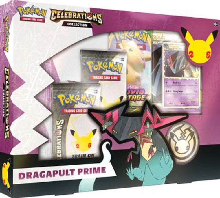 Pokémon Celebrations Collection—Dragapult Prime