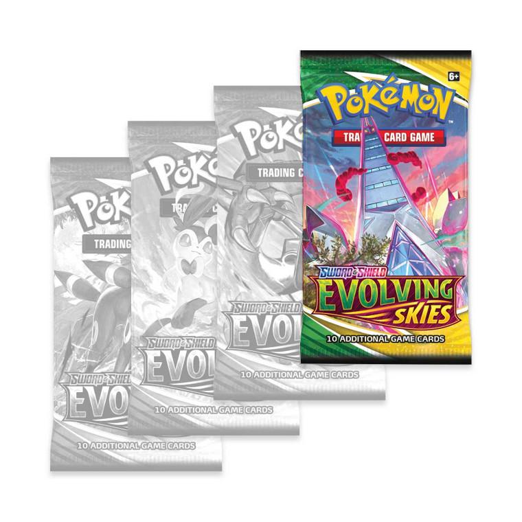 Pokemon TCG: Sword & Shield - Evolving Skies Booster Pack