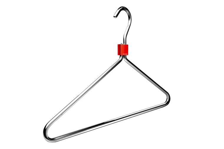 353D - RED Coat Hanger