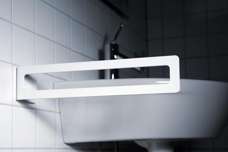 Towel Holder White