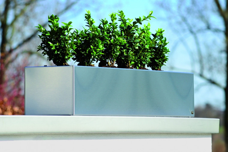 Plant Pot Stainless steel