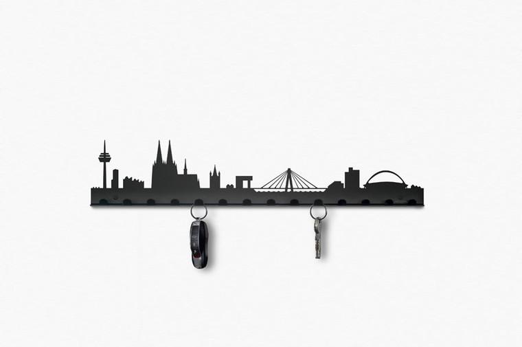 Skyline Key Holder Cologne