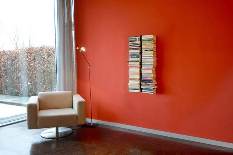 Booksbaum 1 Wall Small Black