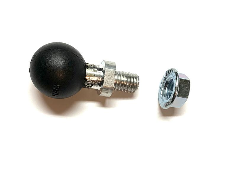 """1"""" Ball for Phone Holder Base Plate"""