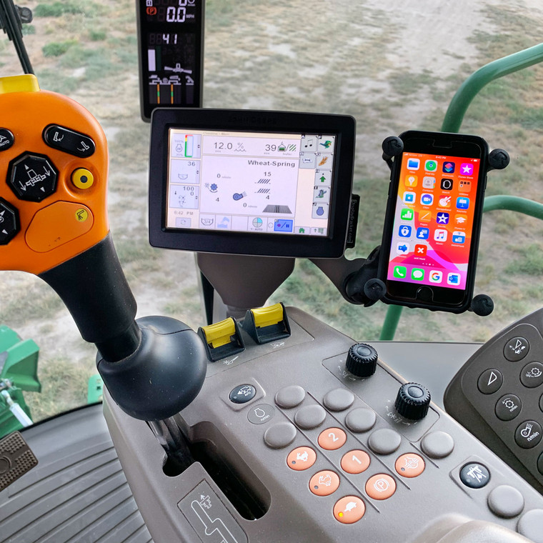 Phone holder for S-Series Combine