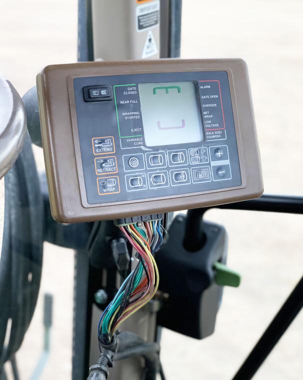 Corner Post Bracket Kit For John Deere Round Baler Monitor