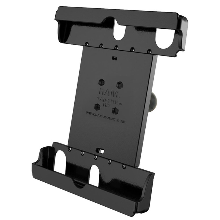 """Tablet/iPad Holder with 1.5"""" RAM MOUNT Ball"""