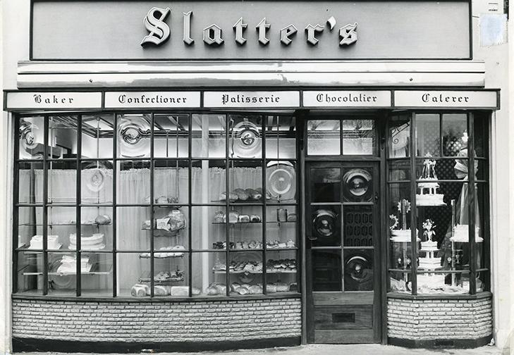 Slatter's Bakery Storefront