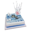 Ski Birthday Cake