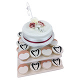 A Wedding Cake Delivered to Your Door