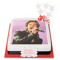 Harry Styles Birthday Cake