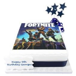 Fortnite Cake