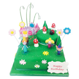 Marvelous Toddlers Birthday Party Cakes Delivered Fresh By Post Personalised Birthday Cards Veneteletsinfo