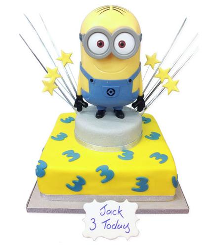 Awesome Minion Money Box Birthday Cake The Cake Store Funny Birthday Cards Online Elaedamsfinfo