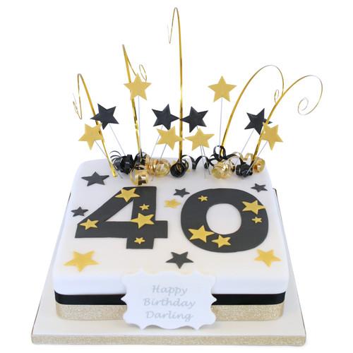 Big Number Cake