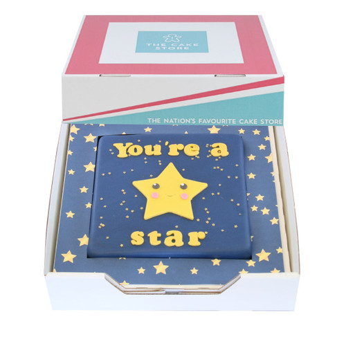 You're A Star Gift Cake