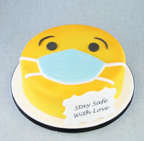 Stay Safe Cake
