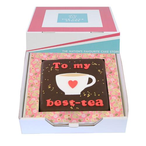 Best-Tea Gift Cake