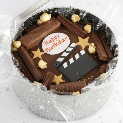 Camera Action Cake In-a-Tin