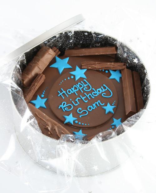 Happy Birthday Stars In-a-Tin