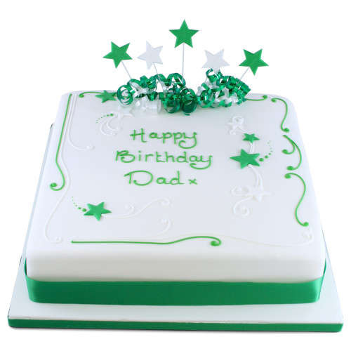 12 Inch Square Cake