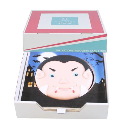 Count Dracula Gift Cake