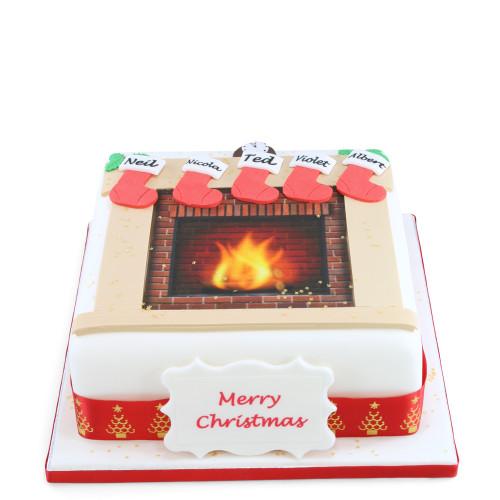 Christmas Eve Cake
