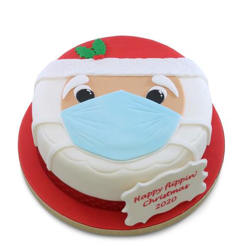 Safe Santa Cake