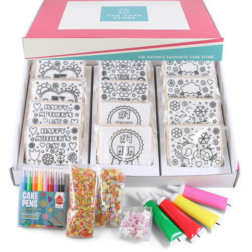Mother's Day Cookie Craft Kit