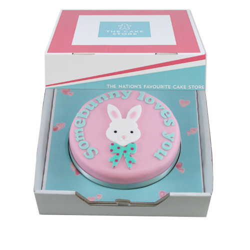 Some Bunny Loves You Gift Cake