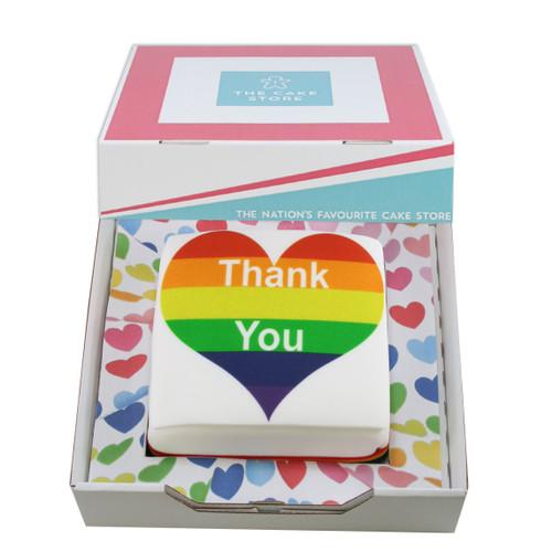 Thank You Gift Cake