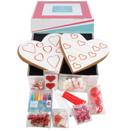 Valentine's Day Cookie Craft Kit