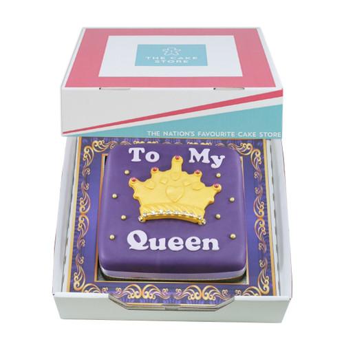 My Queen Gift Cake