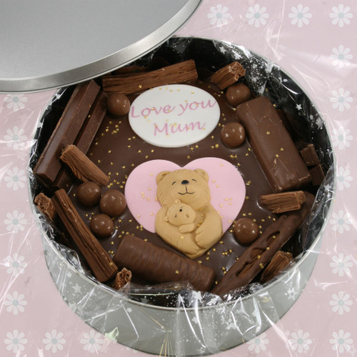 Bear Hugs Cake In-A-Tin