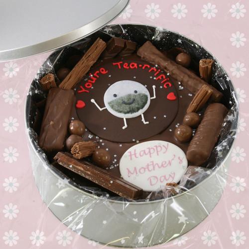 You're Tea-rrific Cake In-A-Tin