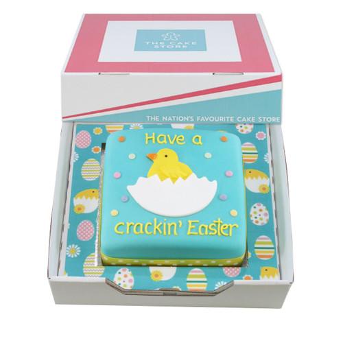 Spring Chicken Gift Cake