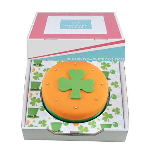 St Patrick's Day Gift Cake