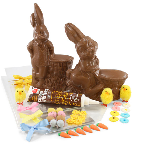 Chocolate Bunny Craft Kit