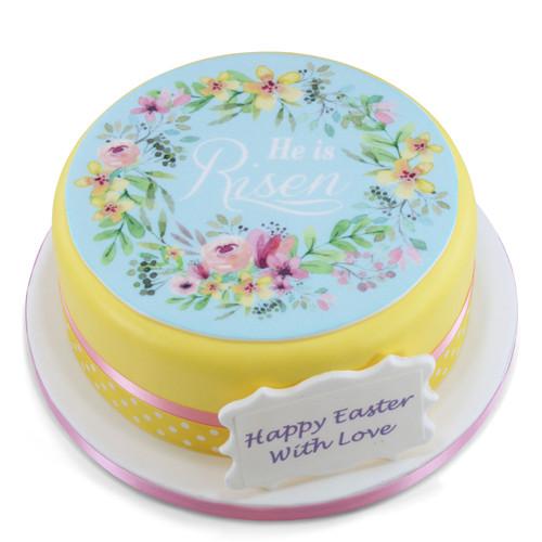 Holy Easter Cake