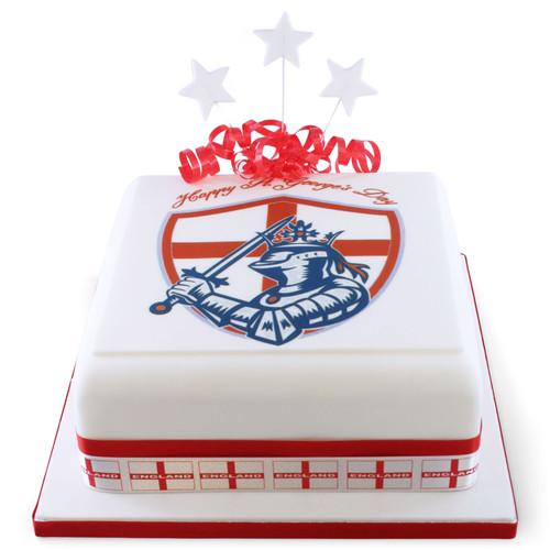 St George's Day Cake