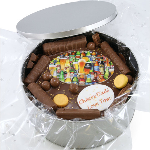 World Of Beers Cake In-A-Tin