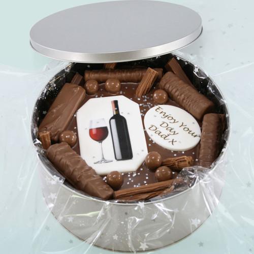A Fine Bordeaux Cake In-A-Tin
