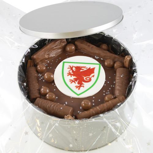 Wales Euro 2020 Cake In-A-Tin