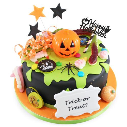 Pumpkin Treat Cake