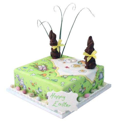 Easter Bunnies Picnic