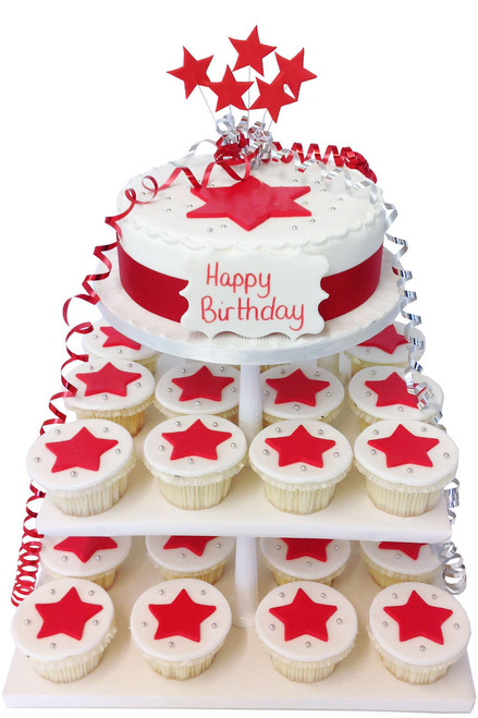 All Star Cake Tower