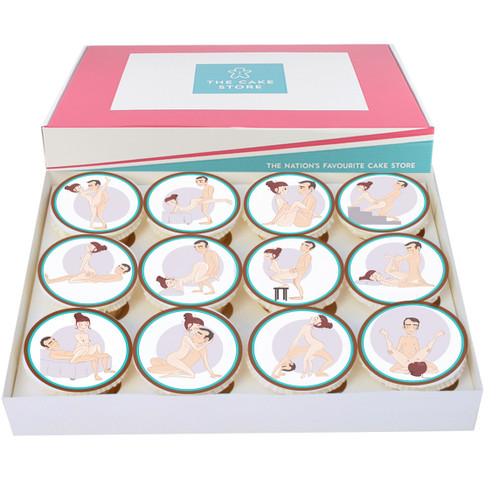 Kama Sutra Cupcakes
