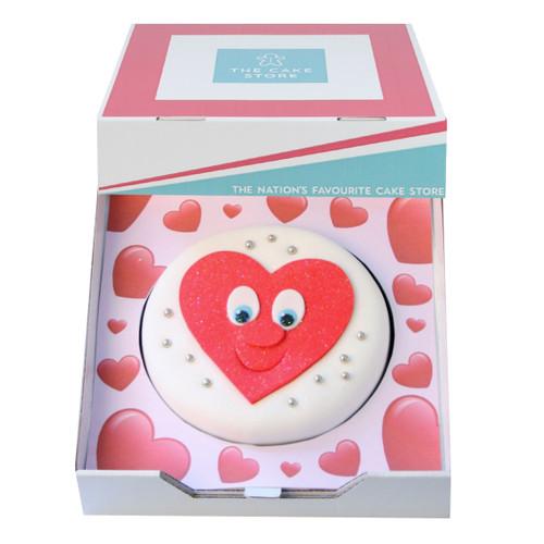 I Love You Gift Cake