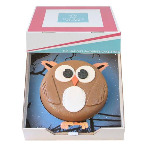 Night Owl Gift Cake
