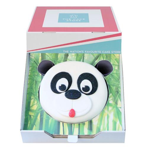 Panda Gift Cake